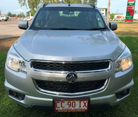 2015 Holden Colorado 7 RG MY16 LT Silver 6 Speed Sports Automatic Wagon