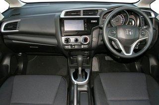 2019 Honda Jazz GF MY19 VTi Phoenix Orange 1 Speed Constant Variable Hatchback