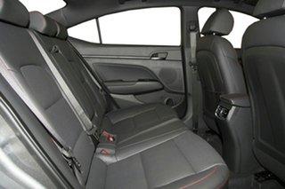 2018 Hyundai Elantra AD MY18 SR DCT Turbo Sparkling Metal 7 Speed Sports Automatic Dual Clutch Sedan