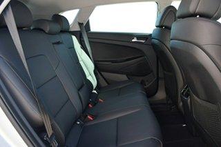 2017 Hyundai Tucson TL2 MY18 Elite D-CT AWD Platinum Silver Metallic 7 Speed