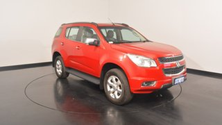 2015 Holden Colorado 7 RG MY16 LTZ Red 6 Speed Sports Automatic Wagon.