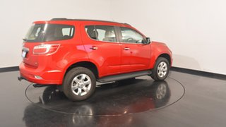 2015 Holden Colorado 7 RG MY16 LTZ Red 6 Speed Sports Automatic Wagon