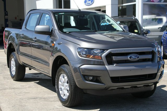 New Ford Ranger PX MkII MY18 XLS Double Cab, 2018 Ford Ranger PX MkII MY18 XLS Double Cab Magnetic 6 Speed Manual Utility