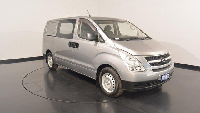 Used Hyundai iLOAD TQ2-V MY13 , 2012 Hyundai iLOAD TQ2-V MY13 Grey 5 Speed Automatic Van