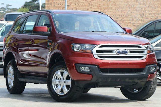 New Ford Everest UA Ambiente RWD, 2017 Ford Everest UA Ambiente RWD Sunset 6 Speed Sports Automatic Wagon