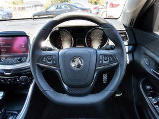 2016 Holden Commodore VF II MY16 SS V Redline Silver 6 Speed Sports Automatic Sedan