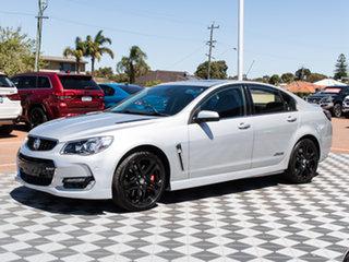 2016 Holden Commodore VF II MY16 SS V Redline Silver 6 Speed Sports Automatic Sedan.