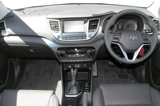 2017 Hyundai Tucson TL MY18 Active X 2WD Phantom Black 6 Speed Sports Automatic Wagon