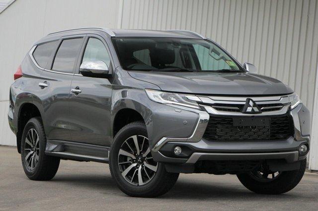 New Mitsubishi Pajero Sport QE MY18 Exceed, 2018 Mitsubishi Pajero Sport QE MY18 Exceed Titanium 8 Speed Sports Automatic Wagon