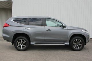 2019 Mitsubishi Pajero Sport QE MY19 Exceed Graphite Grey 8 Speed Sports Automatic Wagon.