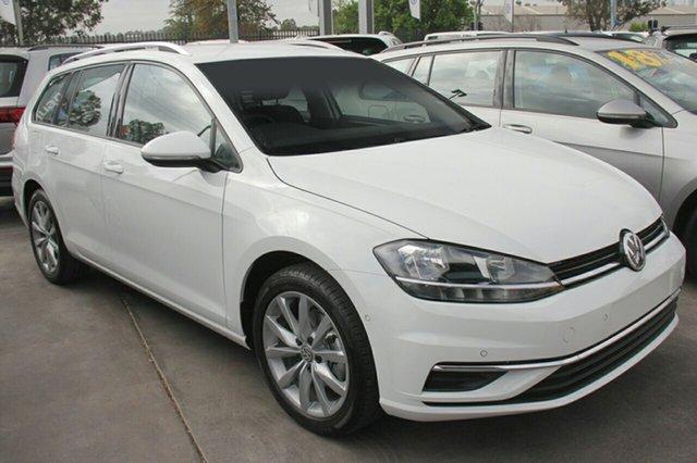 New Volkswagen Golf 7.5 MY20 110TSI DSG Comfortline Moorabbin, 2020 Volkswagen Golf 7.5 MY20 110TSI DSG Comfortline White 7 Speed Sports Automatic Dual Clutch