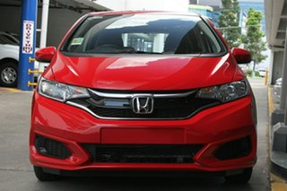 2019 Honda Jazz GF MY20 VTi Rallye Red 1 Speed Constant Variable Hatchback