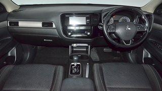 2015 Mitsubishi Outlander ZJ MY14.5 ES 2WD White 6 Speed Constant Variable Wagon
