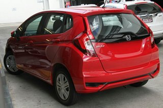2019 Honda Jazz GF MY20 VTi Rallye Red 1 Speed Constant Variable Hatchback.
