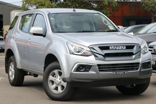 2020 Isuzu MU-X MY19 LS-M Rev-Tronic 4x2 Titanium Silver 6 Speed Sports Automatic Wagon.