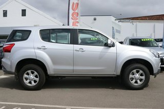 2020 Isuzu MU-X MY19 LS-M Rev-Tronic 4x2 Titanium Silver 6 Speed Sports Automatic Wagon