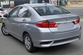 2019 Honda City GM MY19 VTi Lunar Silver 1 Speed Constant Variable Sedan.
