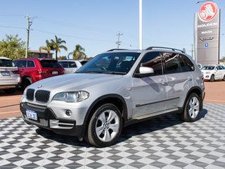 2009 BMW X5 E70 MY09 xDrive30i Steptronic Silver 6 Speed Sports Automatic Wagon.