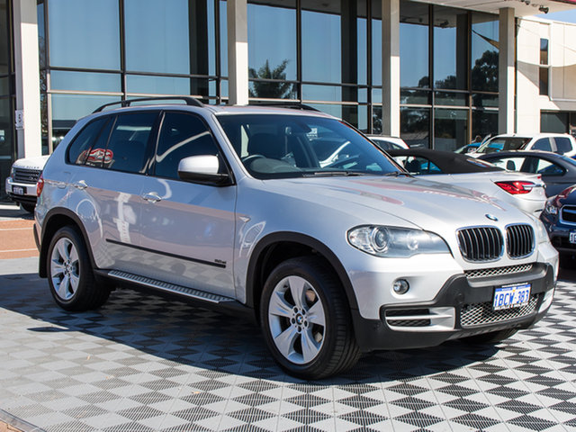 Used BMW X5 E70 MY09 xDrive30i Steptronic, 2009 BMW X5 E70 MY09 xDrive30i Steptronic Silver 6 Speed Sports Automatic Wagon