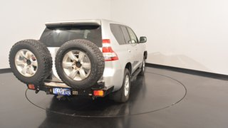 2014 Toyota Landcruiser Prado KDJ150R MY14 GXL Silver 5 Speed Sports Automatic Wagon