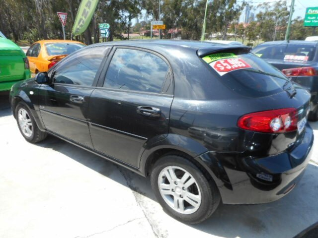 Used Holden Viva JF MY08 Southport, 2007 Holden Viva JF MY08 4 Speed Automatic Wagon