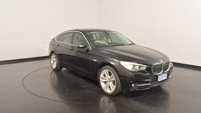 Used BMW 530D F07 LCI Luxury Line Gran Turismo Steptronic, 2013 BMW 530D F07 LCI Luxury Line Gran Turismo Steptronic Black 8 Speed Sports Automatic Hatchback