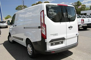 2017 Ford Transit Custom VN 290S Low Roof SWB Frozen White 6 Speed Automatic Van.
