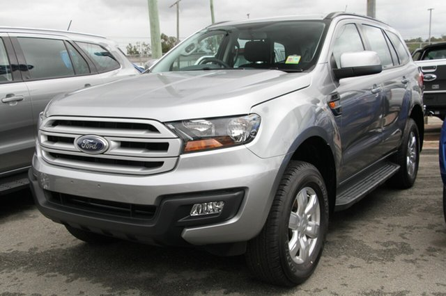 New Ford Everest UA Ambiente RWD, 2017 Ford Everest UA Ambiente RWD Aluminium 6 Speed Sports Automatic Wagon