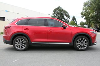 2019 Mazda CX-9 TC Azami SKYACTIV-Drive Soul Red Crystal 6 Speed Sports Automatic Wagon.