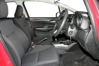 2019 Honda Jazz GF MY19 VTi Rallye Red 5 Speed Manual Hatchback