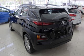 2018 Hyundai Kona OS MY18 Active 2WD Phantom Black 6 Speed Sports Automatic Wagon.