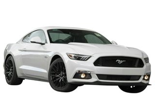 2017 Ford Mustang FM MY17 GT Fastback SelectShift White Platinum 6 Speed Sports Automatic Fastback.