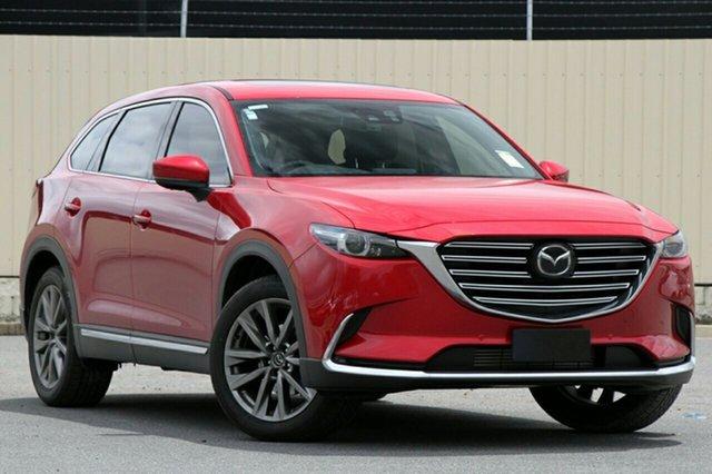 New Mazda CX-9 TC Azami SKYACTIV-Drive, 2019 Mazda CX-9 TC Azami SKYACTIV-Drive Soul Red 6 Speed Sports Automatic Wagon