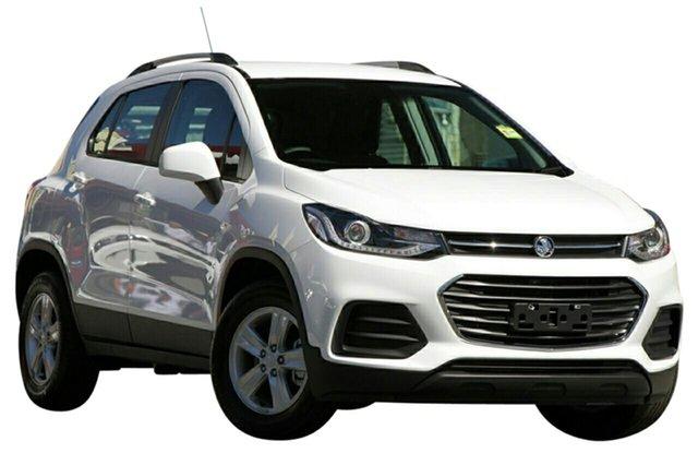 New Holden Trax TJ MY18 LS, 2018 Holden Trax TJ MY18 LS White 6 Speed Automatic Wagon
