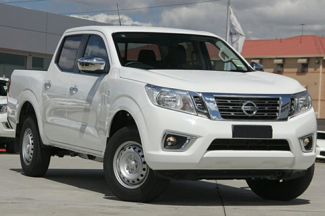 New Nissan Navara D23 S4 MY20 RX 4x2, 2020 Nissan Navara D23 S4 MY20 RX 4x2 Polar White 7 Speed Sports Automatic Utility