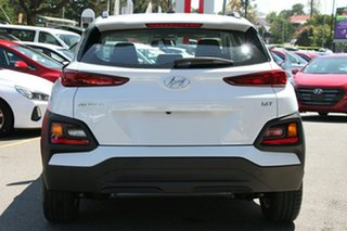 2017 Hyundai Kona OS MY18 Active 2WD Chalk White 6 Speed Sports Automatic Wagon