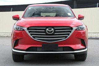 2019 Mazda CX-9 TC Azami SKYACTIV-Drive Soul Red Crystal 6 Speed Sports Automatic Wagon