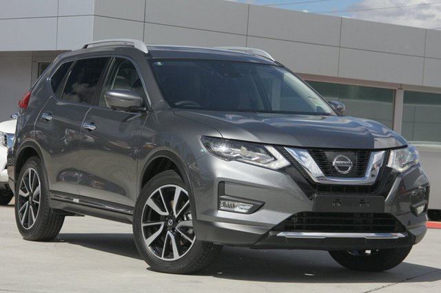 New Nissan X-Trail T32 Series II TL X-tronic 4WD, 2019 Nissan X-Trail T32 Series II TL X-tronic 4WD Gun Metallic 7 Speed Constant Variable Wagon
