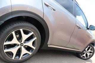2017 Kia Sportage QL MY17 GT-Line AWD Mineral Silver 6 Speed Sports Automatic Wagon.