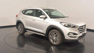 2017 Hyundai Tucson TL MY18 Active X 2WD Platinum Silver Metallic 6 Speed Sports Automatic Wagon