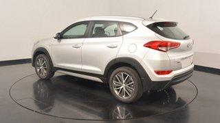2017 Hyundai Tucson TL MY18 Active X 2WD Platinum Silver Metallic 6 Speed Sports Automatic Wagon.