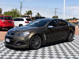 2015 Holden Special Vehicles Senator GEN-F2 MY16 Signature Bronze 6 Speed Sports Automatic Sedan.