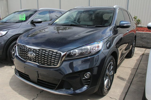 New Kia Sorento UM MY19 SLi AWD, 2019 Kia Sorento UM MY19 SLi AWD Gravity Blue 8 Speed Sports Automatic Wagon