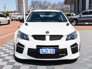 2016 Holden Special Vehicles GTS GEN-F2 MY16 White 6 Speed Sports Automatic Sedan.