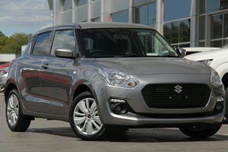 2017 Suzuki Swift AZ GL Navigator Safety Pack 1 Speed Constant Variable Hatchback.