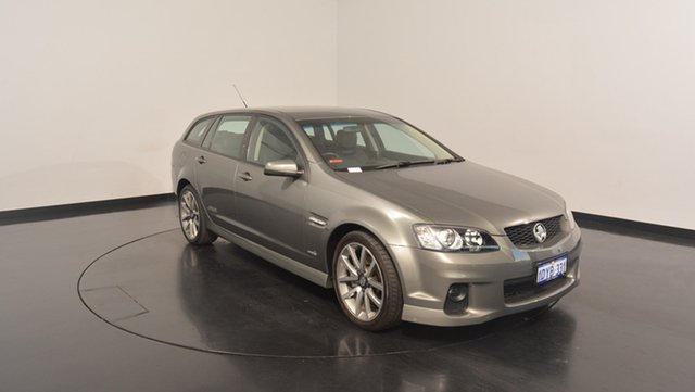 Used Holden Commodore VE II SS V Sportwagon, 2011 Holden Commodore VE II SS V Sportwagon Grey 6 Speed Sports Automatic Wagon
