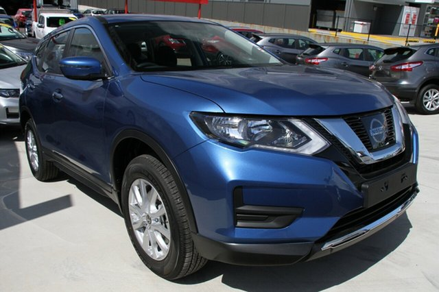 New Nissan X-Trail T32 Series II TS X-tronic 4WD, 2019 Nissan X-Trail T32 Series II TS X-tronic 4WD Diamond Black 7 Speed Constant Variable Wagon