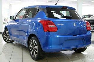 2021 Suzuki Swift AZ Series II GLX Turbo Speedy Blue 6 Speed Sports Automatic Hatchback.