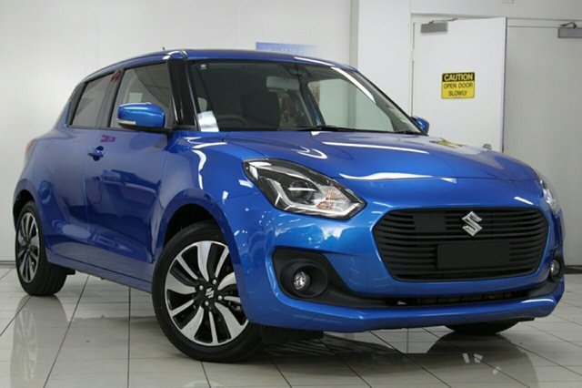 New Suzuki Swift AZ Series II GLX Turbo Maitland, 2021 Suzuki Swift AZ Series II GLX Turbo Speedy Blue 6 Speed Sports Automatic Hatchback