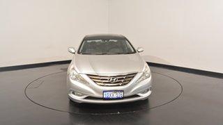 2011 Hyundai i45 YF MY11 Premium Sleek Silver 6 Speed Sports Automatic Sedan